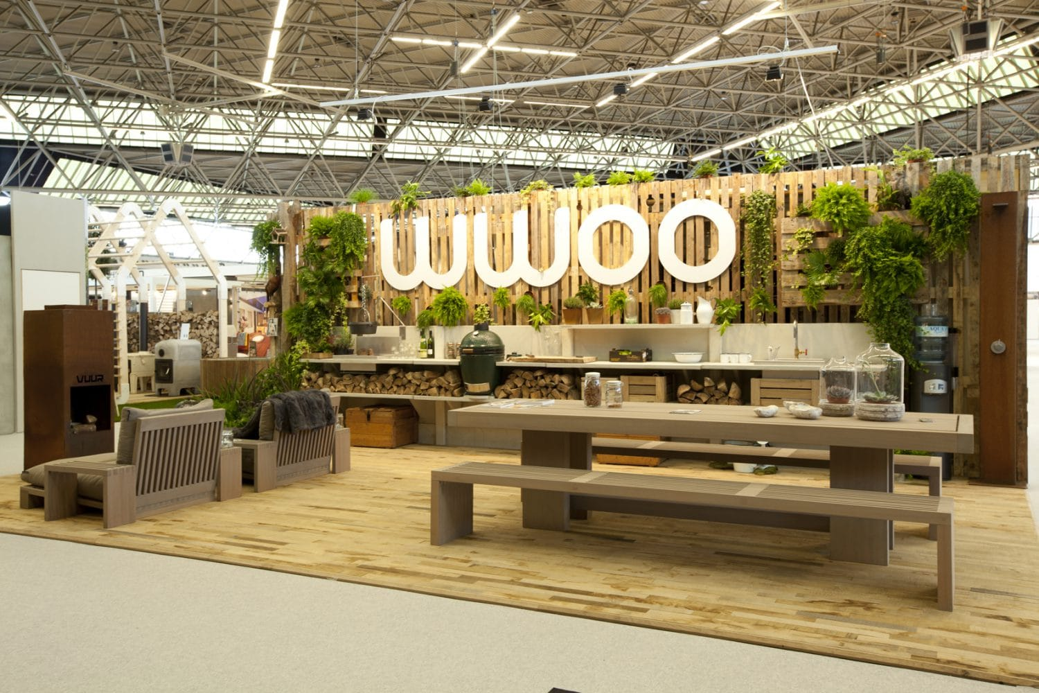 Wwoo outdoor kitchen buitenkeukens
